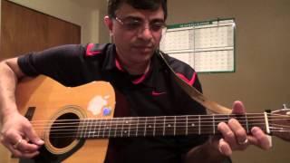 getlinkyoutube.com-Yaadon Ki Bharaat RD Burman guitar chord lesson by Suresh