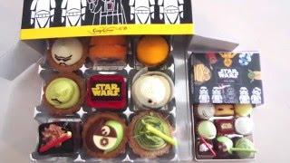 getlinkyoutube.com-Miniature STAR WARS CAKE 食玩を作る!コージーコーナーケーキを永遠に
