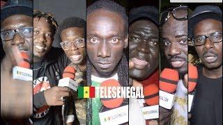 Vidéo : Le message des rappeurs aux Lions