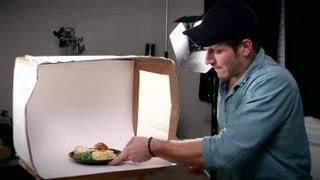 getlinkyoutube.com-How to Make a Lightbox to Photograph Food : Tips for Photographers