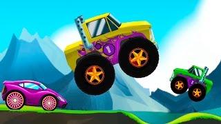 getlinkyoutube.com-Мультфильм - Мои безумные тачки. 2 серия. Машинки для детей.
