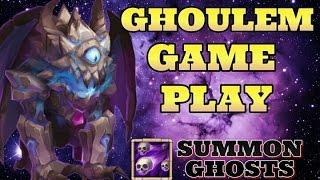 getlinkyoutube.com-Castle Clash Ghoulem Gameplay! HBM!