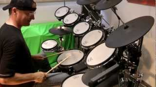 getlinkyoutube.com-Drumsolo -   ENTCHENSOLO
