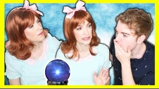 getlinkyoutube.com-MY PSYCHIC READING (with The Psychic Twins)