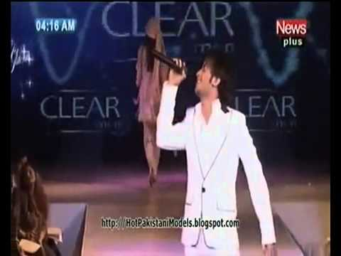 Hadiqa Kiani  Atif Aslam Together on One Stage www keepvid com