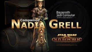 SWTOR: Jedi Consular - Nadia Grell Romance Conversations