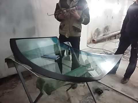 Как правильно поменять лобовое стекло. Устраняем течь лобового.