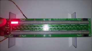getlinkyoutube.com-VU METER 160 LEDS MICRO CONTROLADO