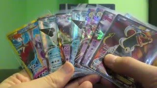 getlinkyoutube.com-Weighing the final 17 Pokemon BREAKthrough Dollar Tree Packs (Part 4) - Amazing pulls!