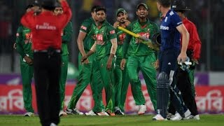 Joss Butler vs bangladesh fight