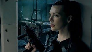 getlinkyoutube.com-Resident Evil 6: The Final Chapter - Rewind   official featurette (2017) Milla Jovovich