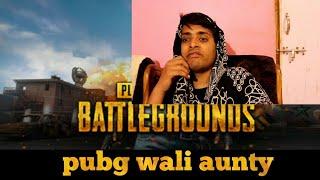 Pubg Wali Aunty | Sindhi Comedy Video  | Vijay Ahuja