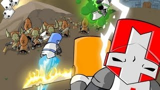 getlinkyoutube.com-СВЕЖАЧОК Castle Crashers c Eligorko ч.1