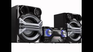 getlinkyoutube.com-Panasonic Mini Systems AKX Linha 2015 - 2016