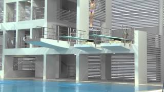 6th Singapore National Diving Championship - Day 2