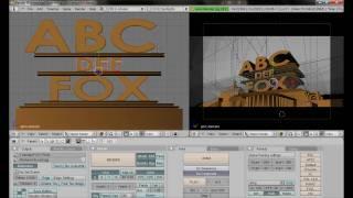 getlinkyoutube.com-Blender: 20th Century Fox Intro selbst erstellen [Tutorial] [German]
