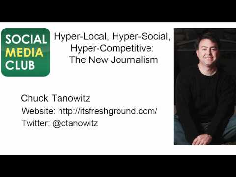 hqdefault Social Media Club: Interview Chuck Tanowitz