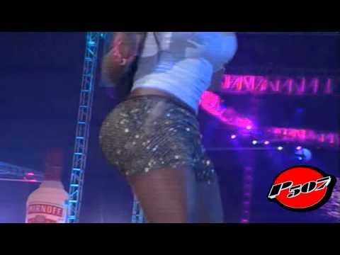 miss colita del valle en la feria de la rumba parte 1  (www.party507tv.com)