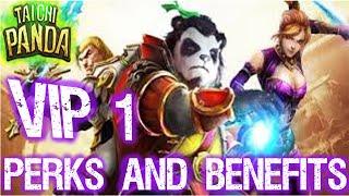 getlinkyoutube.com-Taichi Panda - Getting VIP1│Perks and benefits of VIP