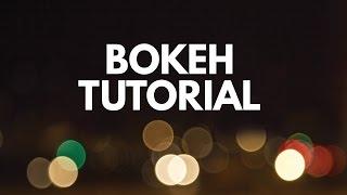 What Is Bokeh? Bokeh Photography Tutorial