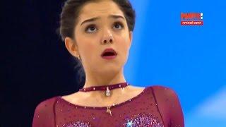 getlinkyoutube.com-Евгения Медведева - Чемпионат мира по фигурному катанию Бостон 2016 - Короткая программа