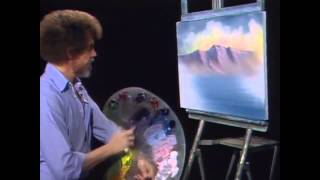 getlinkyoutube.com-Bob Ross Remixed | Happy Little Clouds 10 Hours