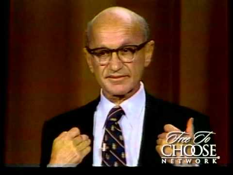 """Milton Friedman Speaks"" - Is Capitalism Humane?"