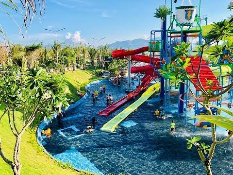 Отель для отдыха с детьми в Нячанге - Golden Peak Resort & Spa Cam Ranh 5*