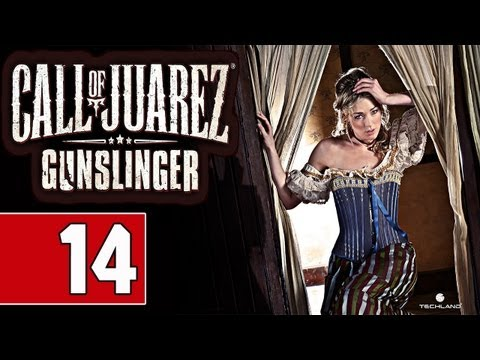 Call of Juarez Gunslinger Walkthrough - Part 14 Without Forgiveness - Gameplay & Commentary
