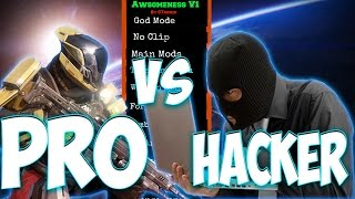 getlinkyoutube.com-PRO TOP 1% Vs HACKER - Destiny 1v1 Pro Top 1% Player Vs Destiny Hacker
