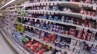 getlinkyoutube.com-Супермаркет в США, цены на продукты
