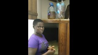 getlinkyoutube.com-Kenyan Maid Caught Using Urine To Cook For her Boss' Family
