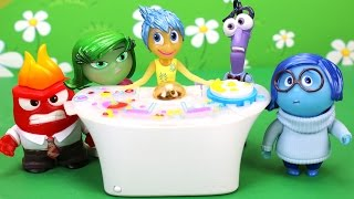 getlinkyoutube.com-Inside Out Full Set Console Light Up Toys. Joy, Disgust, Fear, Sadness & Anger. DisneyToysFan.