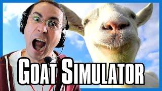 getlinkyoutube.com-Είμαι Μια Κατσίκα! (Goat Simulator)