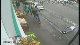 getlinkyoutube.com-Shocking CCTV shows man killed by single punch
