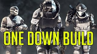 getlinkyoutube.com-[Payday 2] One Down Difficulty Build