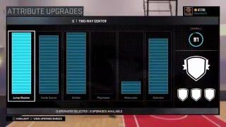 getlinkyoutube.com-HOW TO GET CORNER SPECIALIST WITH A CENTER NBA2K16