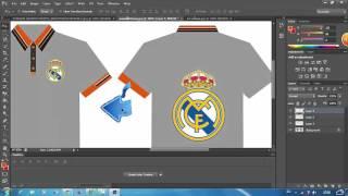 getlinkyoutube.com-สอนออกแบบเสื้อด้วย Cs6