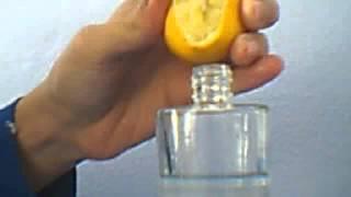 el yapımı parfüm (doğal içerikli)