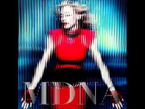 Madonna Feat. Nicki Minaj - I Don't Give A ...  (Official New Song)