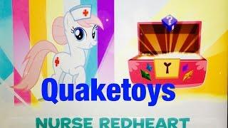 getlinkyoutube.com-New Update My Little Pony Cutie Mark Magic Game Friendship Celebration App Nurse Redheart Walgreens