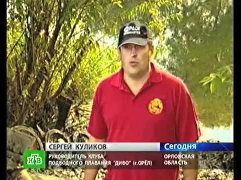 Подъем танка Валентайн в Орловской области