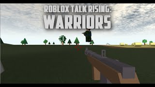 getlinkyoutube.com-Roblox Talk Rising: Warriors - An Apocalypse Rising Montage