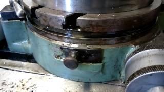 getlinkyoutube.com-Drilling on a rotary table