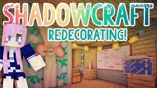 getlinkyoutube.com-Redecorating! | Shadowcraft 2.0 | Ep. 21