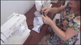getlinkyoutube.com-Como fazer uma calcinha | Vídeo Aula Moda Íntima para iniciantes