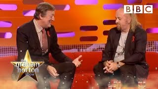 Tweeting Stephen Fry - The Graham Norton Show - BBC One