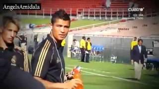 getlinkyoutube.com-بنت مزه تعطل تدريبات ريال مدريد