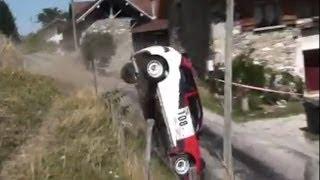 Vidéo Top Crashs Rallye [HD]