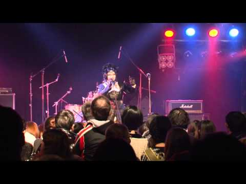 2012 01 07 橘友雅 MAO V Rock Fes 视觉摇滚音乐节
